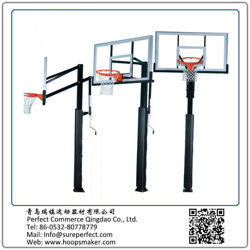 Economy Inground Basketball System GSE